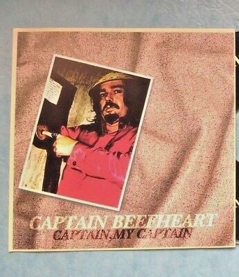 Captain Beefheart Captain,My Captain live My Father's Place,NY 1978 rare 90s CD