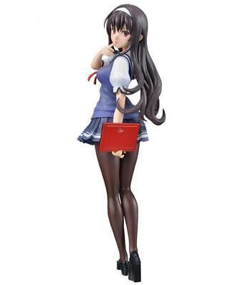 Anime Saenai Heroine no Sodatekata Katou Megumi Pajamas Ver PVC Figure No Box