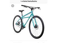 Kona Humu Humu Bike wanted