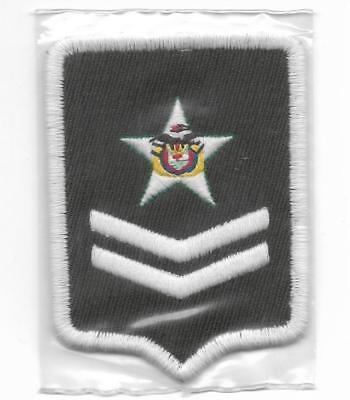 KOLUMBIEN  Dienstgrad  Police Patch  Bundes- Polizei Abzeichen Policia Nacional