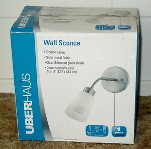 Wall Sconce Light NEW