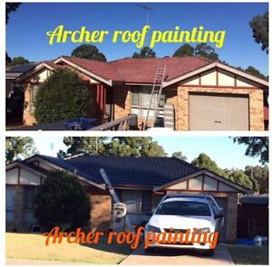 Roof painting ➕cleaning ➕good price Penrith Penrith Area Preview