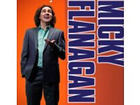 X2 Mickey Flanagan tickets for sale