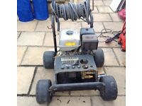 Hyundai 220 Bar Petrol Commercial pressure washer