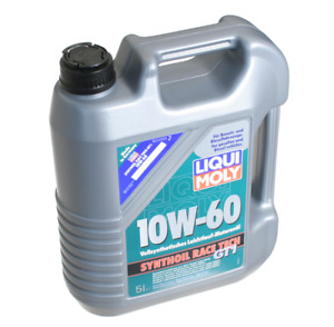 Lubro Moly Oil 10W60 for BMW M3 M5 M6 e-series