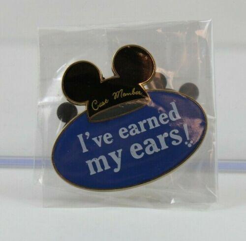 Disney DLR Cast Member Pin I