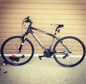 Cannondale CX Quick hybrid bicycle