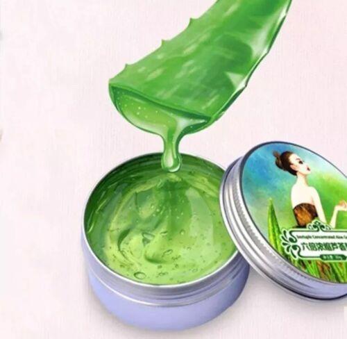 Aloe Vera Gel Trockene Haut Pflege Pur Reine Aloe Vera Pflanze 30 Gramm