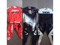 Motorcross kits 34waist large tops mx