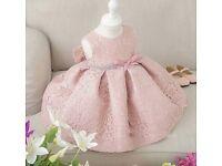 Flowergirl/bridesmaid/prom dress 6-7 years