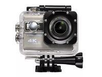 4K Camera like Go Pro
