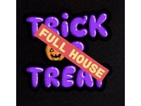 Trick or treat Virtual Event - Help Needed