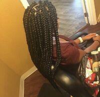African hair stylist!