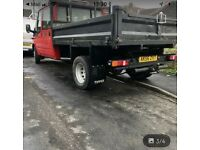 Ford transit for sale tipper truck