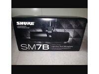 Shure SM7B (new)