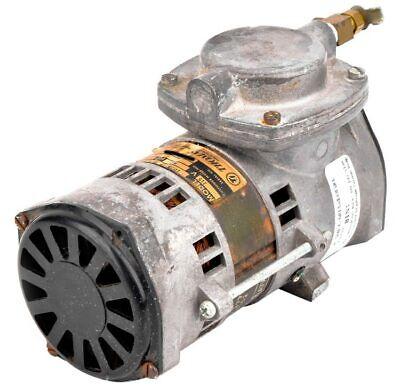 Thomas 107aa18 672 Power Air Division Oil-less Durable Diaphragm Vacuum Pump