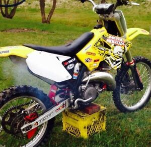 2002 rm 125 trades or cash