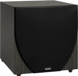 "AS-IS VELODYNE 80-EQM12BV EQ-MAX 12"" 450W POWERED SUBWOOFER"