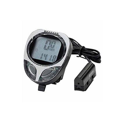 Cuentakilómetros para Bicicleta Bicicleta Sport Fitness con 5 Funciones (30710)