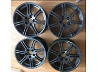 Civic type r ep3 alloy wheels