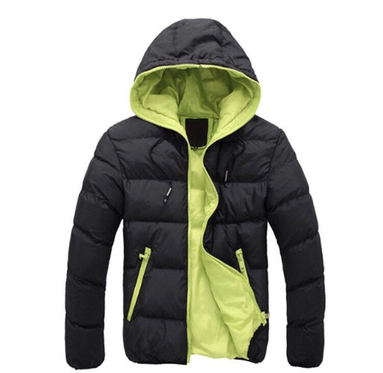 Jackets BRAND NEWin Biddulph, StaffordshireGumtree - For sale is a mens winter jackets black with green lining. I have two for sale 1 x small 1 x medium