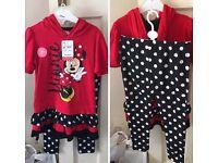 Joblot Of 203 new Disney & Character clothings