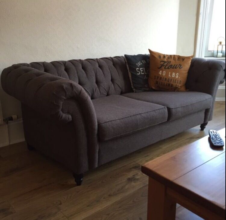 Small Chesterfield Sofa Glasgow u2013 Mjob Blog