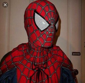 Spider-Man Suit WANTED!!