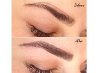 Semi Permanent makeup Eyebrow tattoo