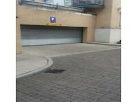 Secure Parking Space in Southway, E14, London (SP32692)