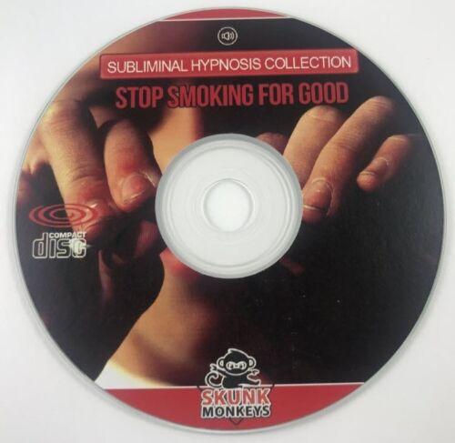 Stop Smoking Self Hypnosis Hypnotherapy Quit Smoking Hypnosis Therapy Audio CD