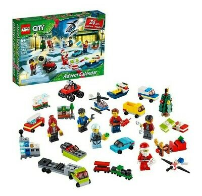 LEGO City Advent Calendar 60268 Building Kit 342pcs Block Brand 2020 SHIPS FAST!