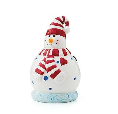 Celebrating Home LIGHT-UP SNOWMAN. New In The box! ()