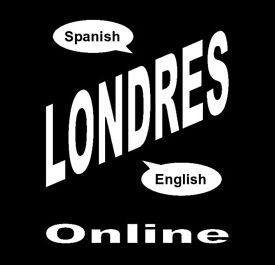 Native Spanish - Native English - ZOOM Online Language Exchange - Tuesday 26th October