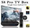 S8 Pro TV Box - Google Voice Control - Android 7.1 - Kodi 17.6