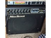 Mesa Boogie Mark 3 Red stripe Combo