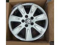 "!!!LOWER PRICE FOR QUICK SALE!!!16"" VW alloys 5x112. No tyres. Sold as seen."