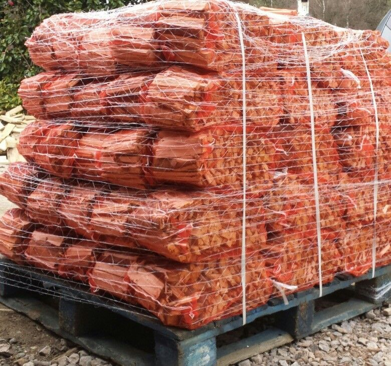 Kindling Sticks Kiln Dry Ready To Light Dry Timber 4 Nets For £10 Collection From WA15 7AL