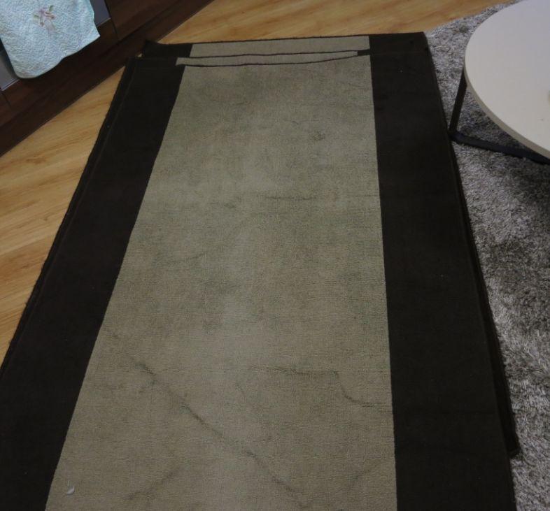 IKEA KARBY Rug, low pile, beige, brown | in Luton ...