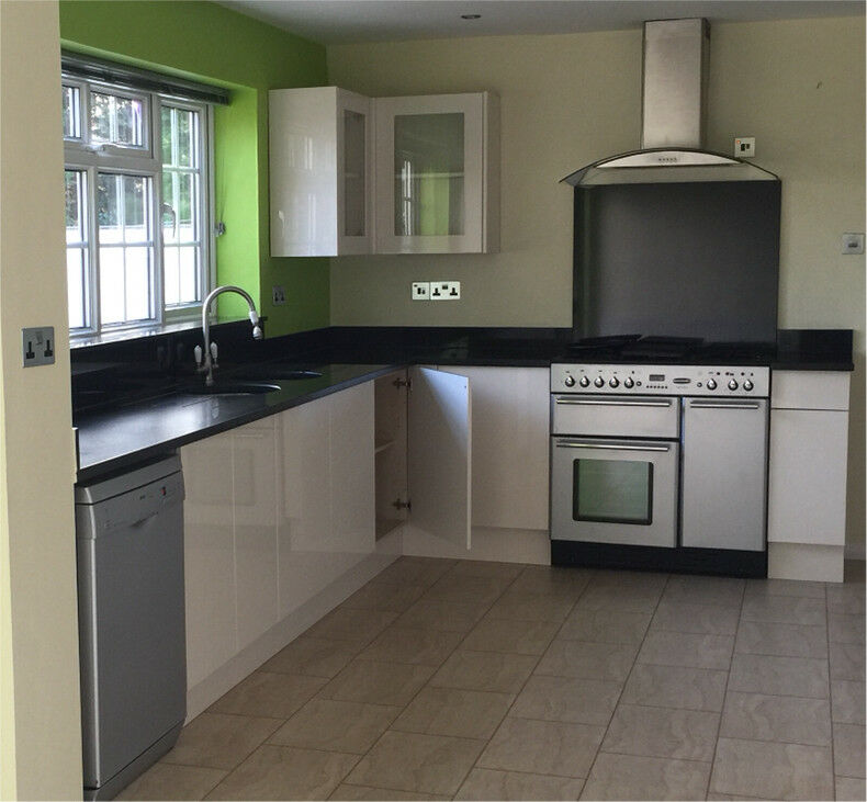Black granite offers accepted