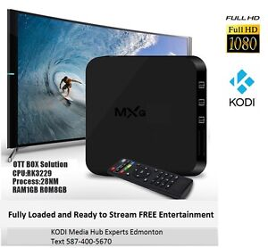 SALE! Free HD TV & Movies Cut Cable Quad-Core 1080p Android Box