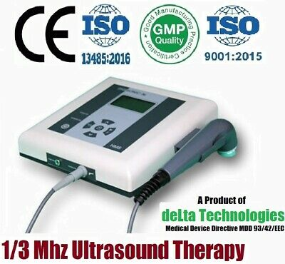 Professional Physiotherapy Ultrasound 13 Mhz Ultrasound Therapy Preset Program