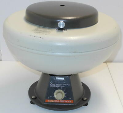 Iec Clinical Centrifuge With 215 Rotor 325 Trunnions And 320 Shields