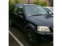 Honda crv black for £700
