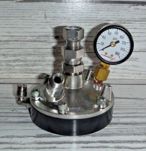 830353 830352 Graco Fluid Pressure Regulator Dump #1