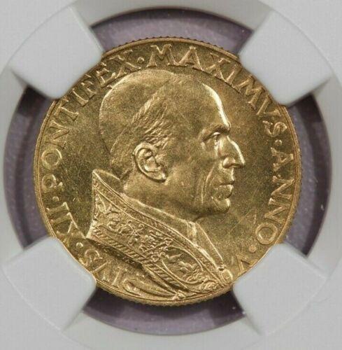 1943 V Vatican G100L NGC MS63