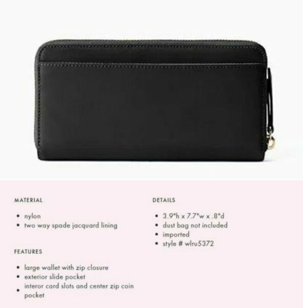 Kate Spade Dawn Large Continential Wallet