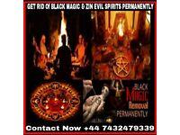 Voodoo Black Magic/Witchcraft/Negative/Zin Spirit/Shaytan Removal Astrologer Ex Love Back Spells UK