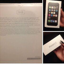 i phone 5s brand new
