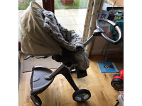 Stokke Pushchair / Carrycot